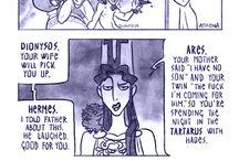 Greek Mythology Stuff