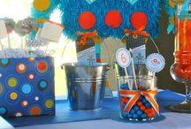 Olic's birthday 2 / Ideas robots