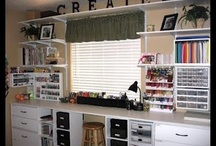 Craft Room / by Beth Fecher