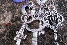 Keys / by Ann Allen