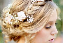 Wedding hair / by Madeleine Davis