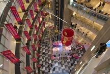 Shopping Mall / Diseño interior y Fachadaa