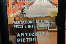 GALLERIA ANTICHITA' PIETRO LUPI / Via San Francesco 132 PADOVA