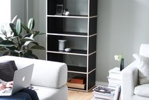 Design Bookcase Ideas / Cool looks, styling and design inspiration for unique wooden bookcases. Whether you're modern and minimal or Scandinavian chic, these bookshelves add the perfect, understated style to any space.