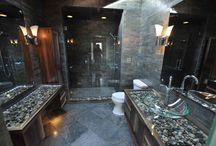 Bathroom Remodel / by Maria Bailey