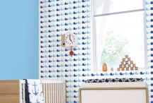 P'KOLINO + TEMPAPER TOTS / Tempaper is thrilled to be partnering with Playfully Smart children's brand, P'kolino.  Creating colorful and vibrant designs for children's spaces with a self- adhesive, removable wallpaper gives consumers the perfect marriage between two trusted brands.