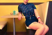 RETRO / I was born in the wrong era.  / by Roxy Falappino Seaman
