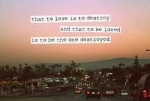 Ting jeg elsker / null