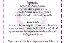 buttercream recetas