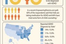 ADHD/ADD / by Melissa Harville