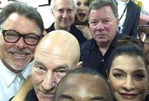 Star Trek / Because I'm a fucking Trekker