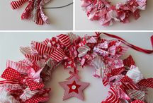 Wreaths-fabric or other