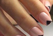 unghii frumoase!!