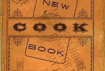 Gamle kogebøger