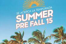 Summer Pre Fall 15