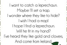 St. Patrick's Day / by Heidi Newcomer