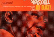 Jazz Coverart / Jazz Albumes CoverArt. Verve, Riverside, Prestige, Blue Note, Savoy,CBS, Impuse!&... .Except ECM! / by Reza Ghorbani Bibalan