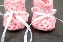 crochet works