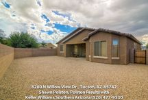 8280 N Willow View Dr., Tucson, AZ 85742 / To Learn more about this home for sale at 8280 N Willow View Dr., Tucson, AZ 85742 contact Shawn Polston, Polston Results with Keller Williams Southern Arizona (520) 477-9530