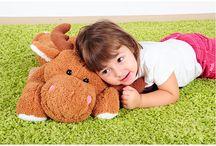 Pluszowi przyjaciele / Pluszowe zabawki to ulubieni towarzysze najmłodszych!