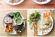 Yemek dekoru