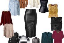 предметы гардероба