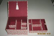 scatole / Come fare scatole artistiche e originali o decorare
