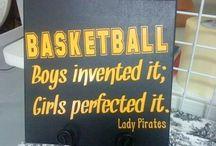 Basketball :)