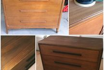 My Upcycled Furniture / My latest obsession is upcycling Craigslist and thrift store finds! / by Laura Jennings