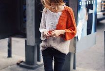 Cool knitwear