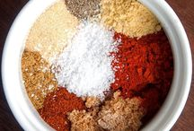 BBQ rubs and sauces