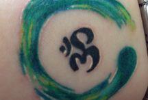 My Tattoos / art tattoo body