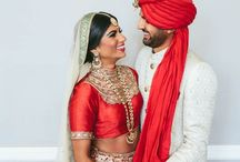 South Asian Wedding Photoshoot