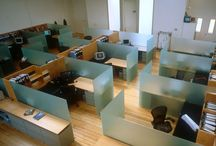 OFFICE SPACES / by Jay Jeffers