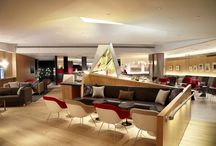 Interiors | Airport Lounge