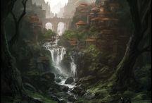 Magic Landscapes