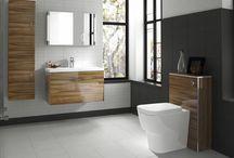 High Gloss Bathroom Furniture