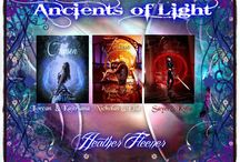 Ancients of Light Fan Art / Pretty artwork created by fans of the series
