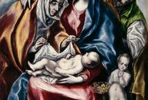 Painting. El Greco