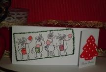 Christmas Gift tags. Biggliettini per regali. Etiquetas para prendas / by MixCreativeStudio