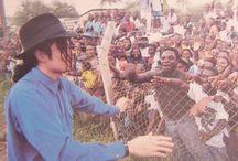 Michael Jackson Humanitarian