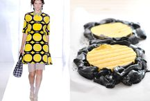 Мода и еда
