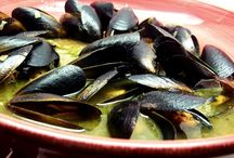 MUSSELS RECIPE / by James Valley  Sr