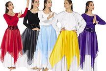 Kids Liturgical Skirts