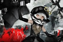 Strength - Black Rock Shooter