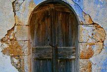 Eskitme duvarlar