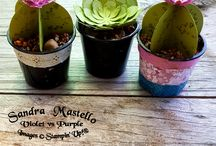Oh So Succulents Stampin Up
