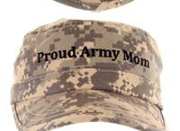 Army stuff / by Traci Marshall