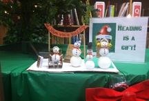 Snowman book fair