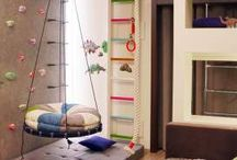 Indoor playroom